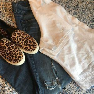 Jcpenny boutique plus size lace button up shirt